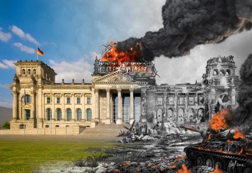 Reichstag Art
