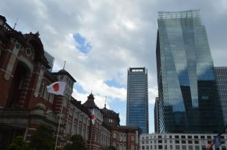 Tokyo Station - Maranouchi exit