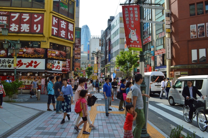 A day in the life of Shinjuku