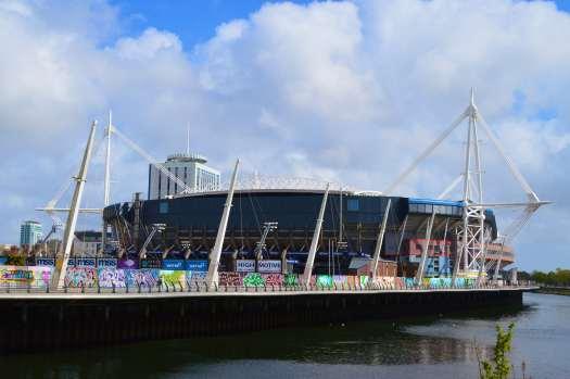 Millenium stadium.